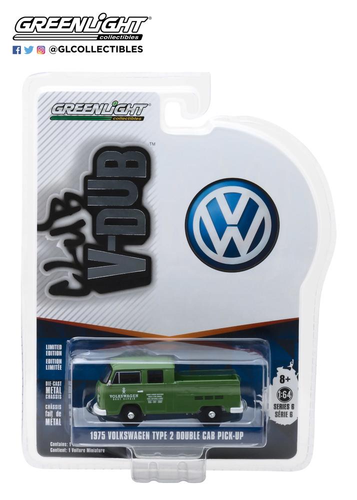 Volkswagen T2 Doble Cabina Pick-Up