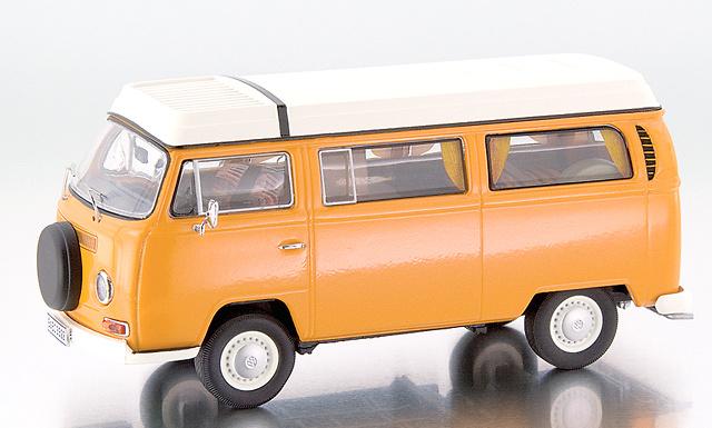 Volkswagen T2a Camping-Car (1972) Premium Classixxs 11329 1/43