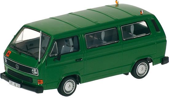 Volkswagen T3 Microbus (1979) Minichamps 400055000 1/43