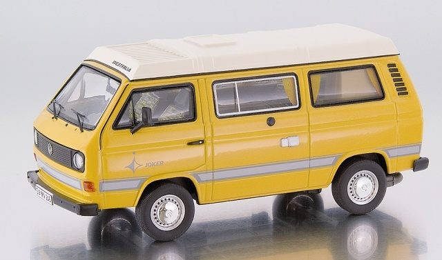Volkswagen T3a Camping