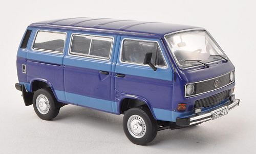 Volkswagen T3b Bus Syncro (1985) Premium ClassiXXs 13054 1:43