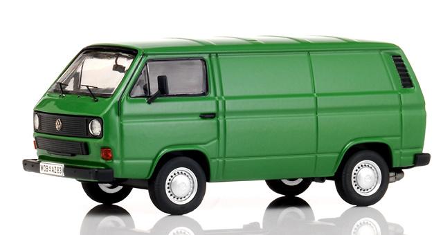 Volkswagen T3b Furgoneta (1980) Premium Classixxs 1/43