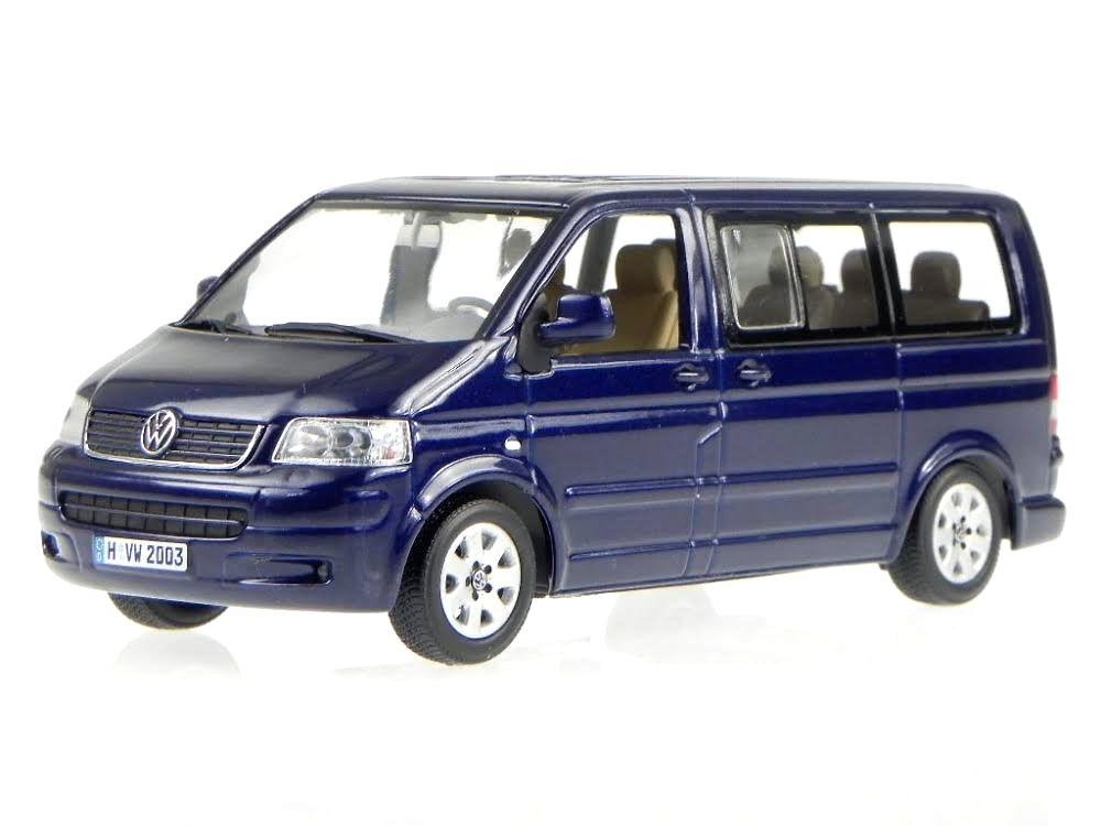 Volkswagen T5 Multivan (2003) Minichamps 842902102 1:43