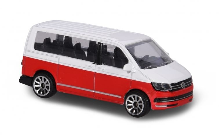 Volkswagen T6 (2014) Majorette 2053051 1/64