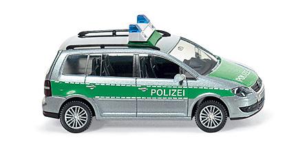 Volkswagen Touran Policia (2003) Wiking 1043533 1/87