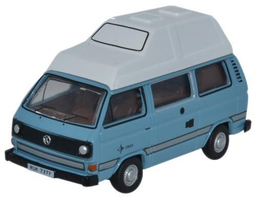 Volkswagen Transporter T25 Camper (1982) Oxford 76T25009 1/76