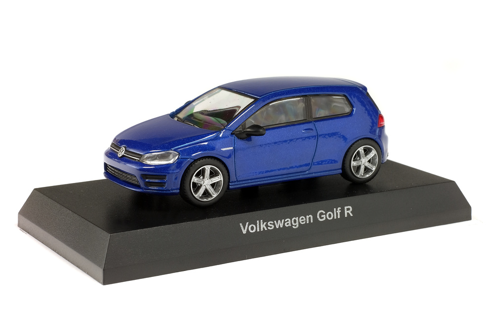 Volswagen Golf R serie 7 (2015) Solido S6400800 1/64