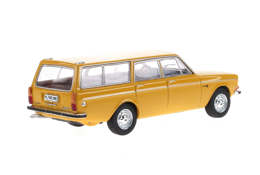 Volvo 145 (1973) White Box WB091 1:43