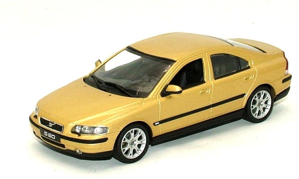 Volvo S60 (2000) Minichamps 433171263 1:43