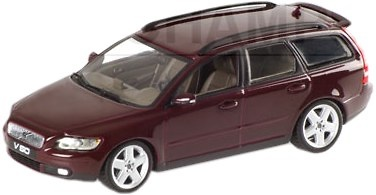 Volvo V50 Familiar (2003) Minichamps 400171212 1/43