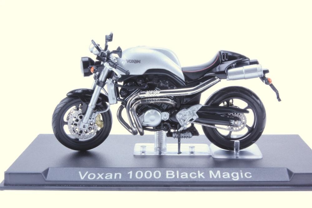 Voxan 1000 Black Magic (2008) Altaya LGM54 1/24