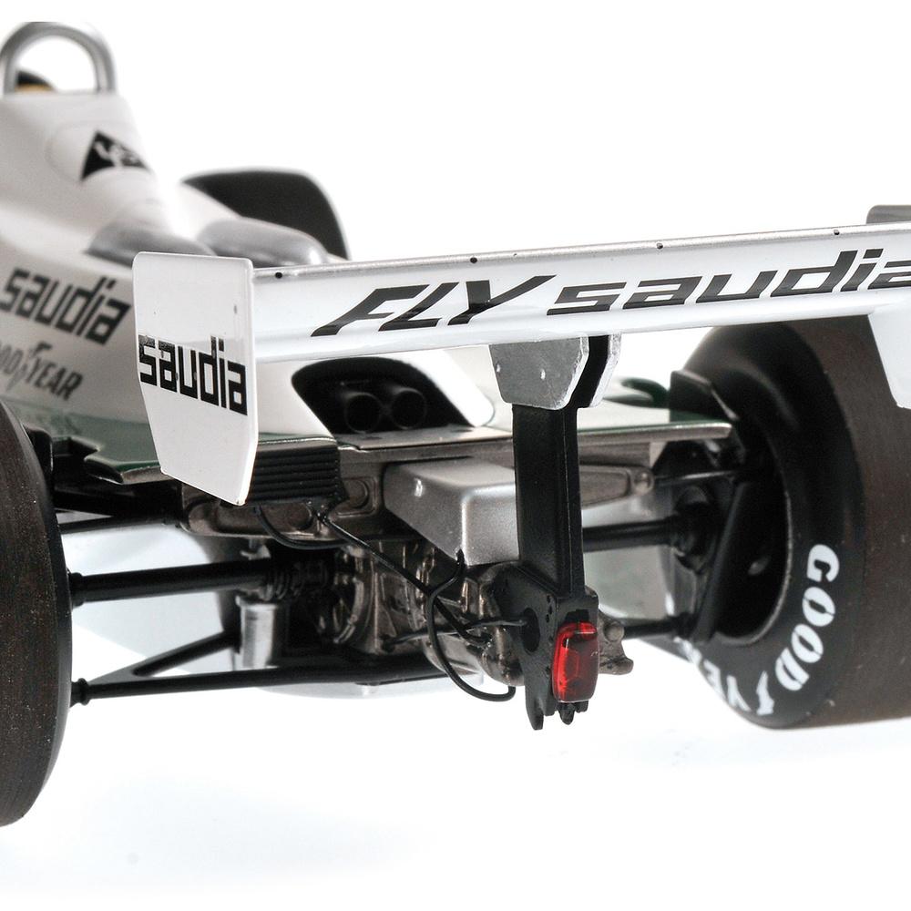 Williams FW07B nº 28 Carlos Reutemann (1980) Minichamps 117800028 1:18