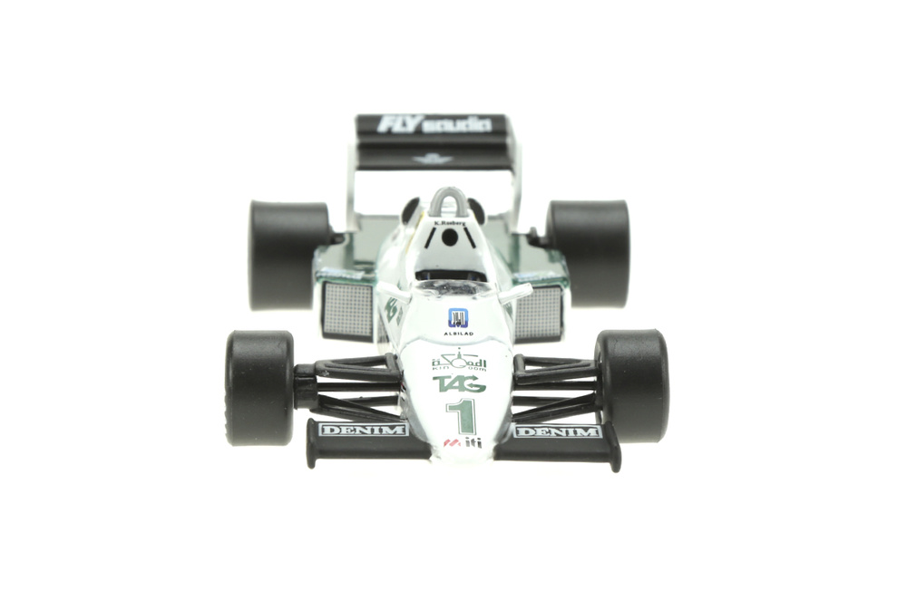 Williams FW08C nº 1 Keke Rosberg (1983) Sol90 11245 1:43