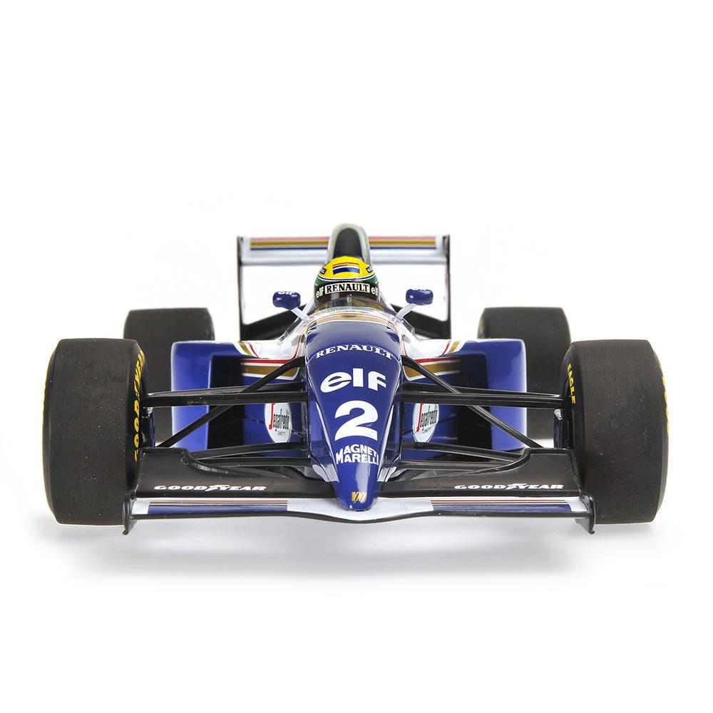 Williams FW16 nº 2 Ayrton Senna (1994) Minichamps 540941802 1/18