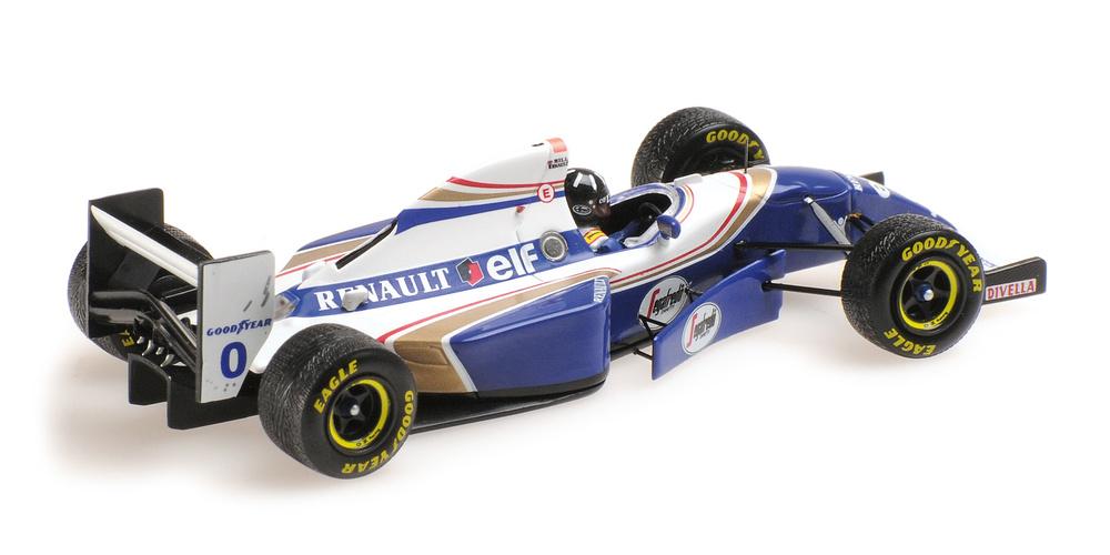 Williams FW16B