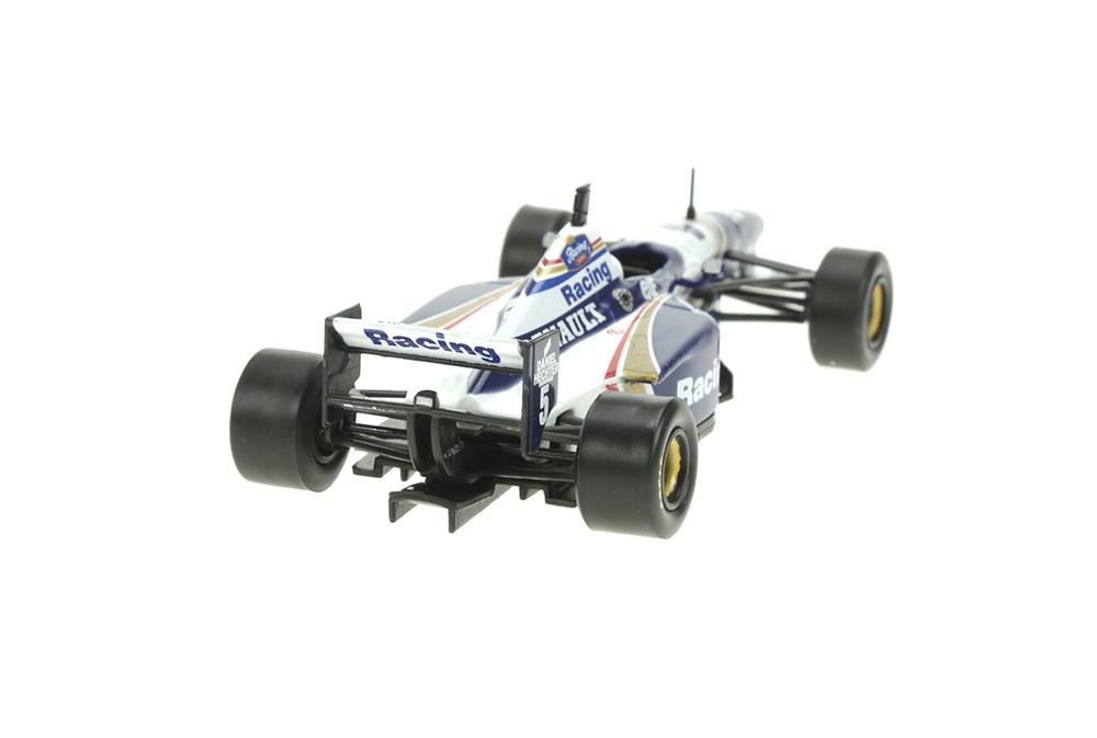 Williams FW18 nº 5 Damon Hill (1996) Sol90 11246 1:43
