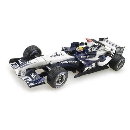 Williams FW27 nº 7 Mark Webber (2005) Hot Wheels G9725 1/18