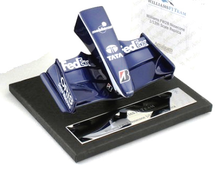 Williams FW28 Frontal Monoplaza (2006) Amalgam M5072 1/12