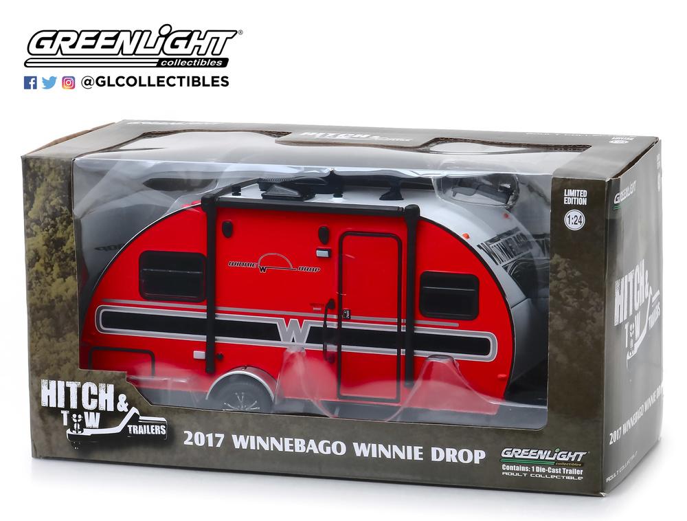 Winnebago Winnie Drop (2017) Greenlight 1/24