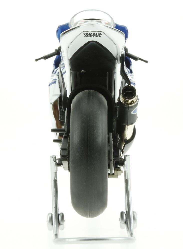 Yamaha YZR-M1 nº 5 Colin Edwards (2007) Altaya MC19 1/12