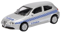 Alfa Romeo 147 GTA Policia Schuco 1/87