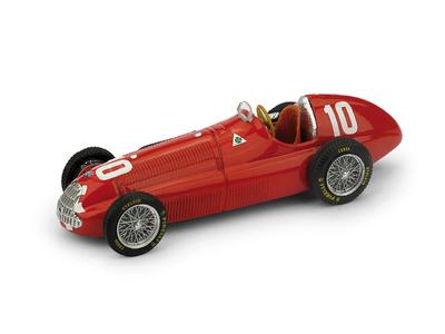 "Alfa Romeo 158 ""1° GP. Italia"" nº 10 Nino Farina (1950) Brumm 1/43"