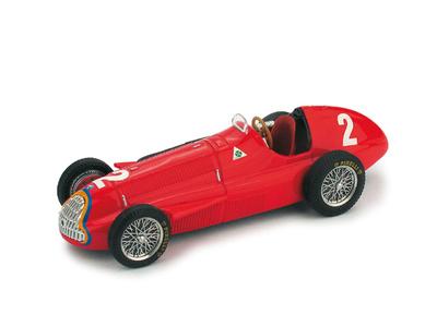 "Alfa Romeo 159 ""GP. Bélgica"" nº 2 Juan Manual Fangio (1951) Brumm 1/43"