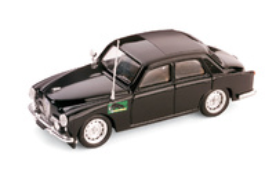 "Alfa Romeo 1900 (1954) ""Polizia Stradale"" Brumm 1/43"