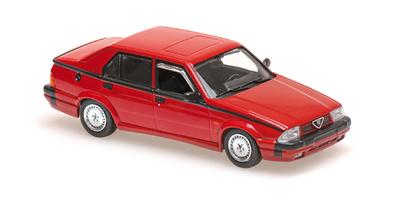 Alfa Romeo 75 V6 America (1987) Maxichamps 1/43