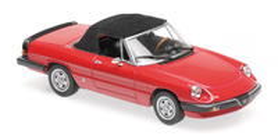 Alfa Romeo Spider (1983) Maxichamps 1/43