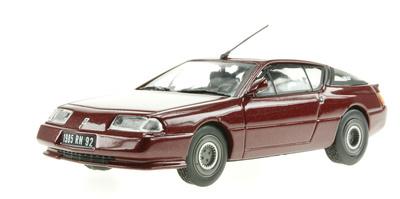 Alpine GT Serie 1 (1984) Eligor 1/43