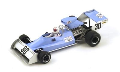 "Amon AF101 ""GP. Mónaco"" nº 30 Chris Amon (1974) Spark 1:43"