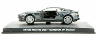 "Aston Marti  DBS V12 (2007) James Bond ""Quantum of Solace"" Fabbri 1/43 Entrega 110"