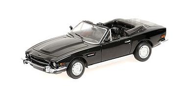 Aston Martin V8 Cabriolet (1987) Minichamps 1/43