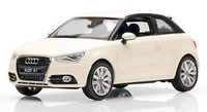 Audi A1 (2010) Kyosho 03801AW 1/43