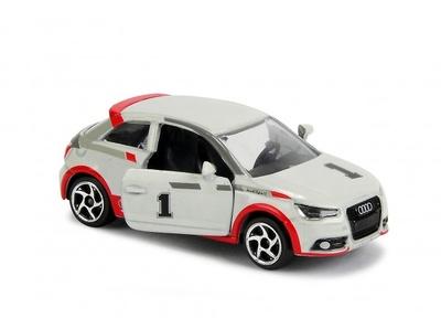 Audi A1 nº 1 (2012) Majorette 1/64