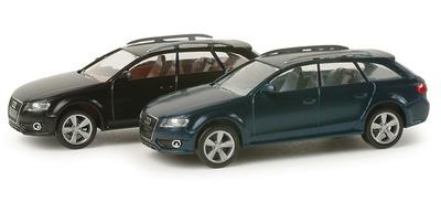 Audi A4 Avant Allroad (2009) Herpa 1/87