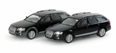 Audi A6 Allroad (2006) Herpa 1/87
