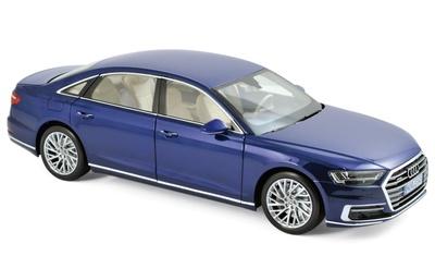 Audi A8 L (2017) Norev 1:18