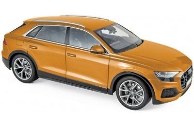 Audi Q8 (2018) Norev 1:18