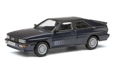 Audi Quattro Mk II (1982) Corgi 1/43