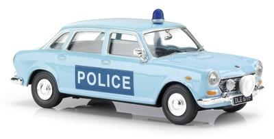 "Austin 1800 ""British Airports Authority Police"" (1975) Corgi 1/43"
