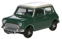 Austin Mini (1960) Oxford 1/76