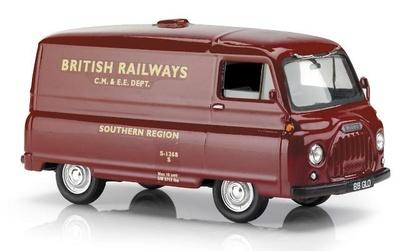 "Austin-Morris J2 Van ""British Railways Southern Region"" (1960) Corgi 1/43"