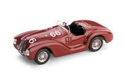 "Auto Avio Costruzioni 815 nº 66 ""Mille Miglia"" (1940) Brumm 1/43"