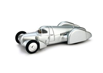 Auto Union Tipo B Récord Mundial Velocidad (1937) Brumm 1/43