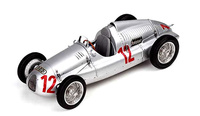 "Auto Union Tipo D ""GP. Francia"" nº 12 H.P. Muller (1939) CMC 1/18"