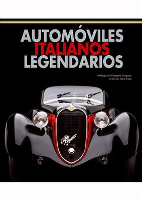 Automóviles Italianos Legendarios Edt. LU
