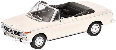 BMW 2002 Cabriolet (1971) Minichamps 1/43