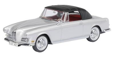 BMW 503 Cabriolet Cerrado (1956) Schuco 1/43